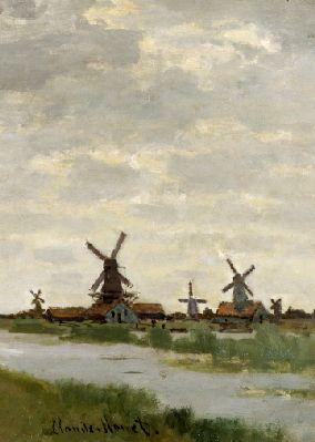 Imagine coperta Claude Monet