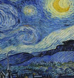 Notebook – Vincent van Gogh – Starry Night