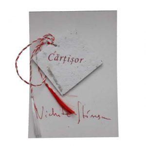 Cărțișor de Autor - Nichita Stănescu
