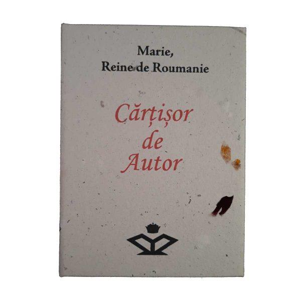 Cartisor de Autor Maria cutie coperta FR 1200px